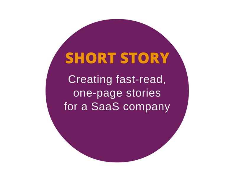 Short success story for a SaaS company | Marketing content writer