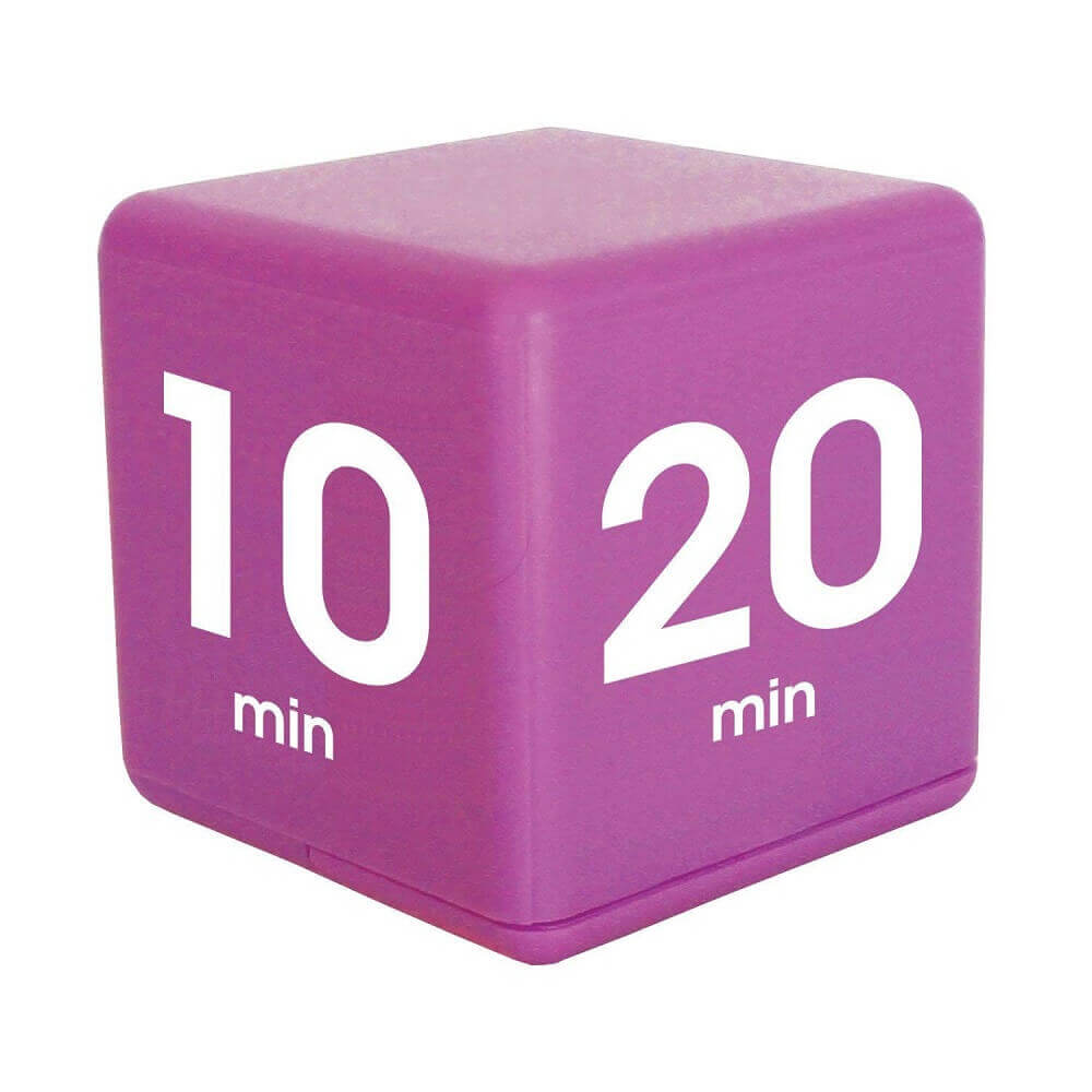 Miracle TimeCube Timer, 5, 10, 20, and 30 minutes