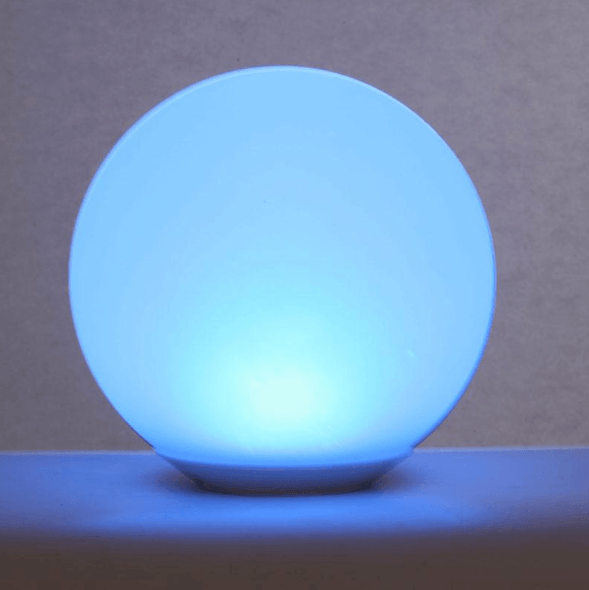 Alsy Color Changing LED Glow Ball Lamp